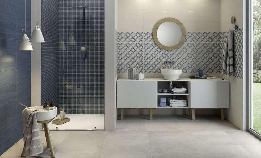 Piastrelle bagno a mosaico in innenarchitektur bagno bad