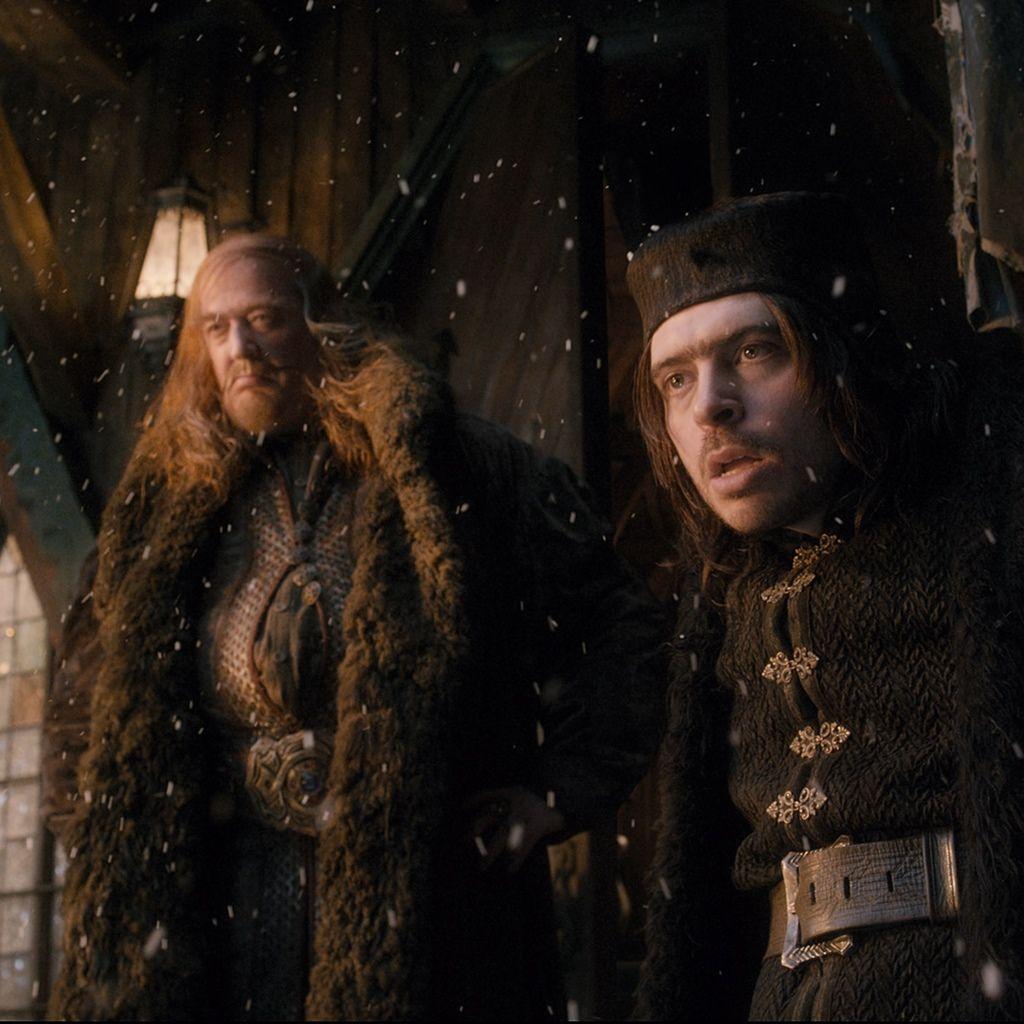 Der Hobbit Alfrid