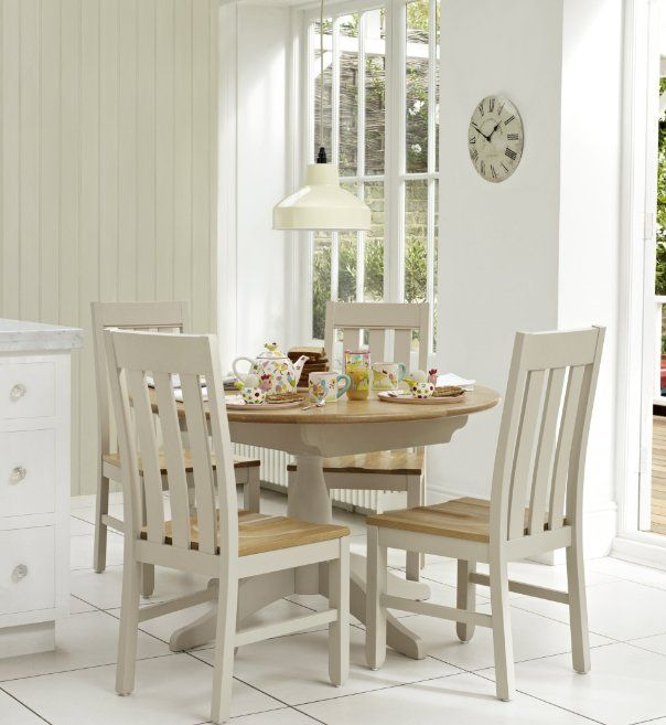 padstow extending round dining table marks spencer. Black Bedroom Furniture Sets. Home Design Ideas