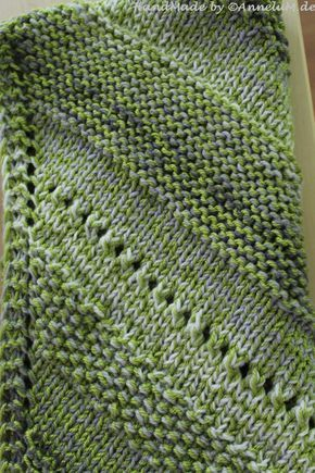 Photo of Another simple shawl