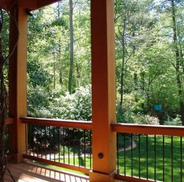 60 ideas angled deck stairs for 2019 | Porch railing ...