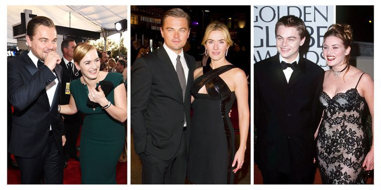 A History Of Leonardo Dicaprio And Kate Winslet S Incredible Friendship Leonardo Dicaprio Kate Winslet Celebrities