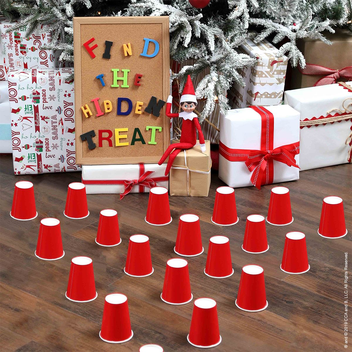 Scout Elf Ideas | Easy & Quick Elf Ideas | The Elf on the Shelf