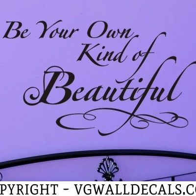 Bedroom Decor, inspirational wall writings | Beautyfull Family ...