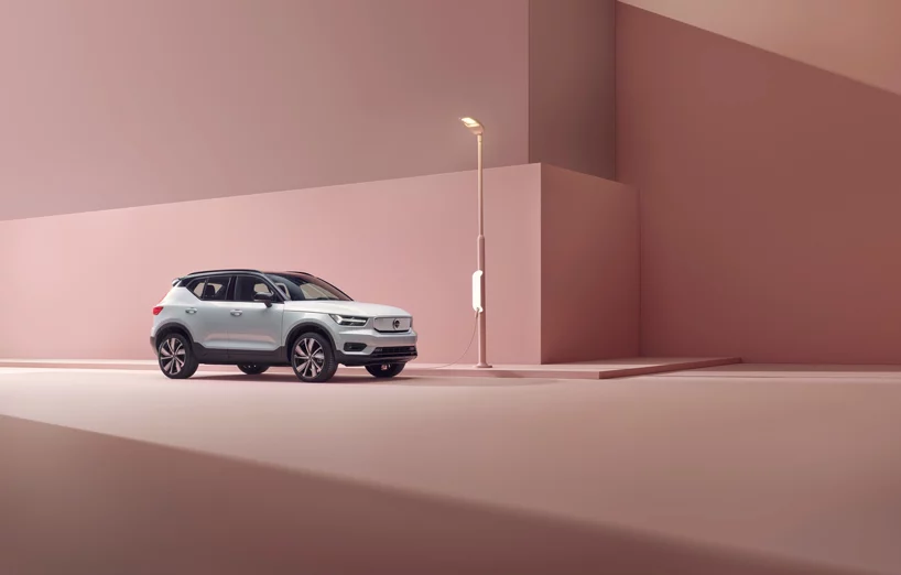 volvo unveils its first fully electric car: the XC40 recharge