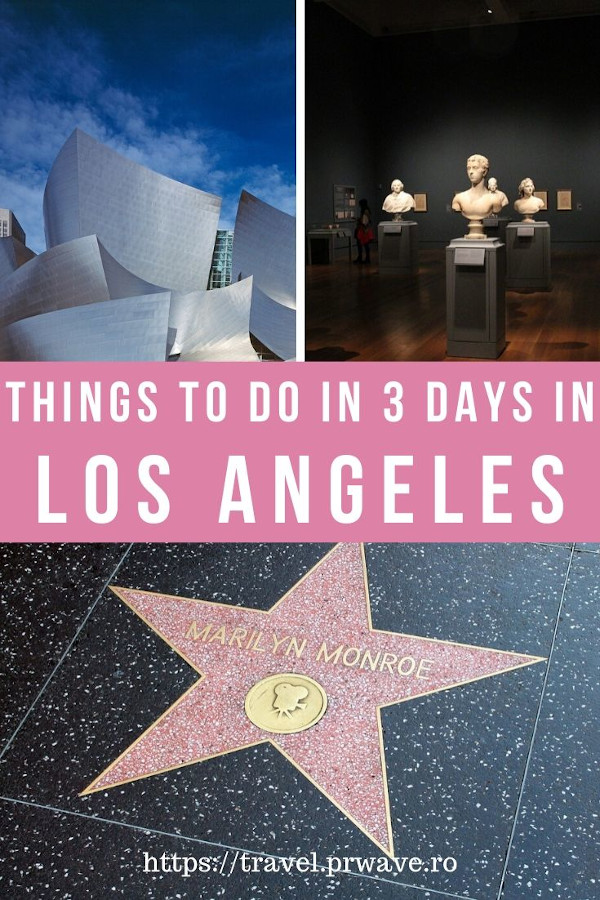 How To Spend 72 Hours In Los Angeles Travel Usa Usa Travel Guide California Travel