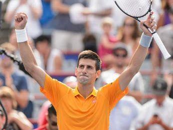 Novak Djokovic: ´All´inizio non è stato facile digerire le sconfitte contro Nadal e Federer´