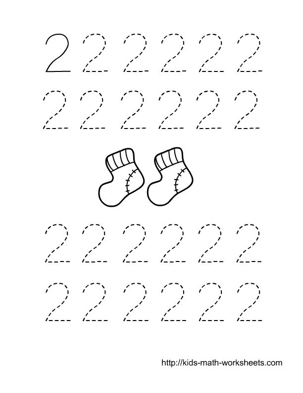 Free Printable Tracing Worksheets Preschool | Free Printable ...