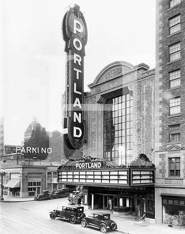 Paramount Theater Portland Or Now The Arlene Schnitzer Concert - Arlene schnitzer concert hall parking