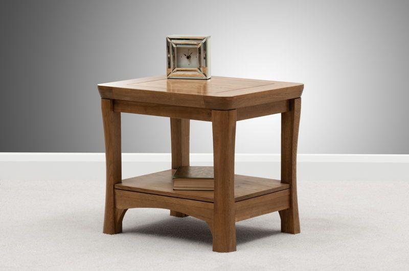 Small Low Table Orrick Rustic Solid Oak Oak Furnitureland Oak Lamp Furniture Oak Furniture Land