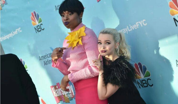 Dove Cameron attends the 'Hairspray Live!' FYC event at The Saban Media Center on June 9, 2017 in North Hollywood, California.