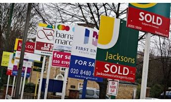 Housing market cools down as weather warms up