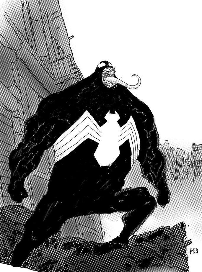 Venom byJuan Gedeon