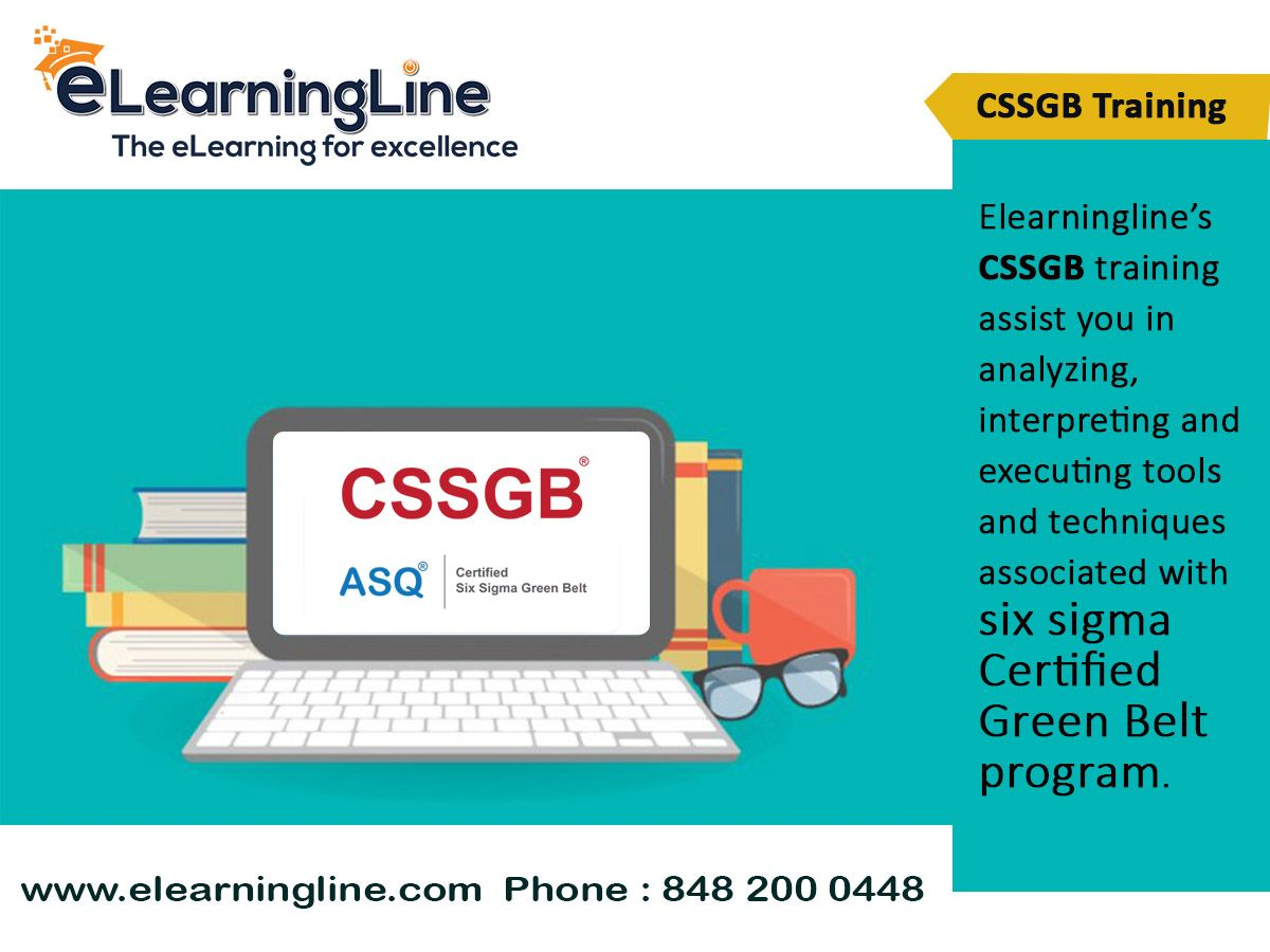 Elearninglines cssgb training assist you in analyzing interpreting elearninglines cssgb training assist you in analyzing interpreting and executing tools and techniques associated with six sigma certified green belt 1betcityfo Images