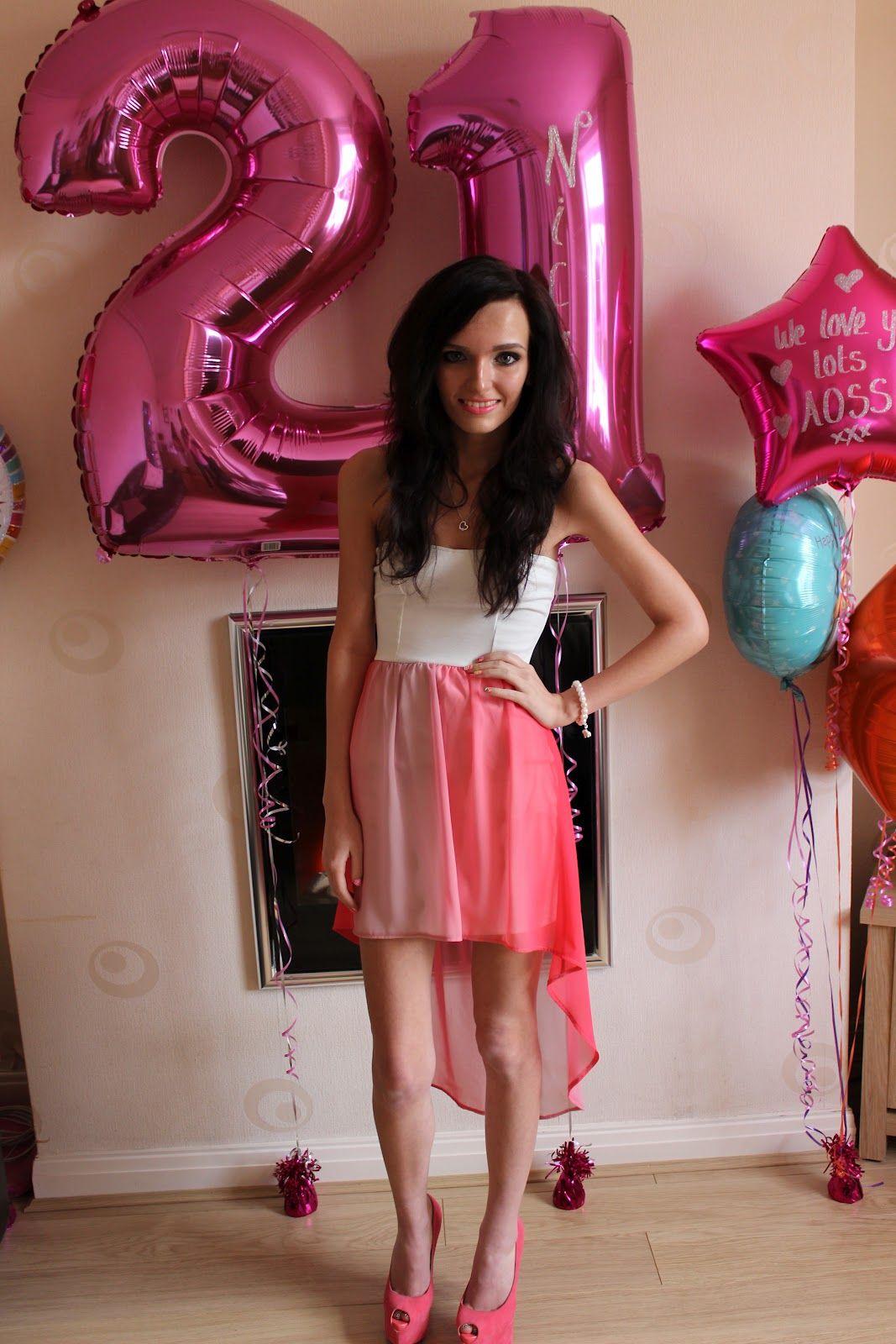 Coleyyyful A Beauty & Fashion Blog My 21st Birthday