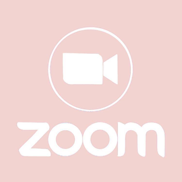 Zoom Simple But Cute Cute App Iphone Photo App App Logo