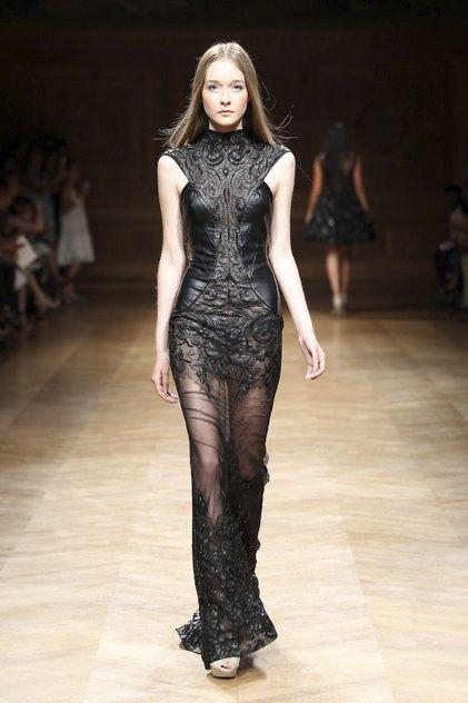 Tony Ward Couture Fall 2014