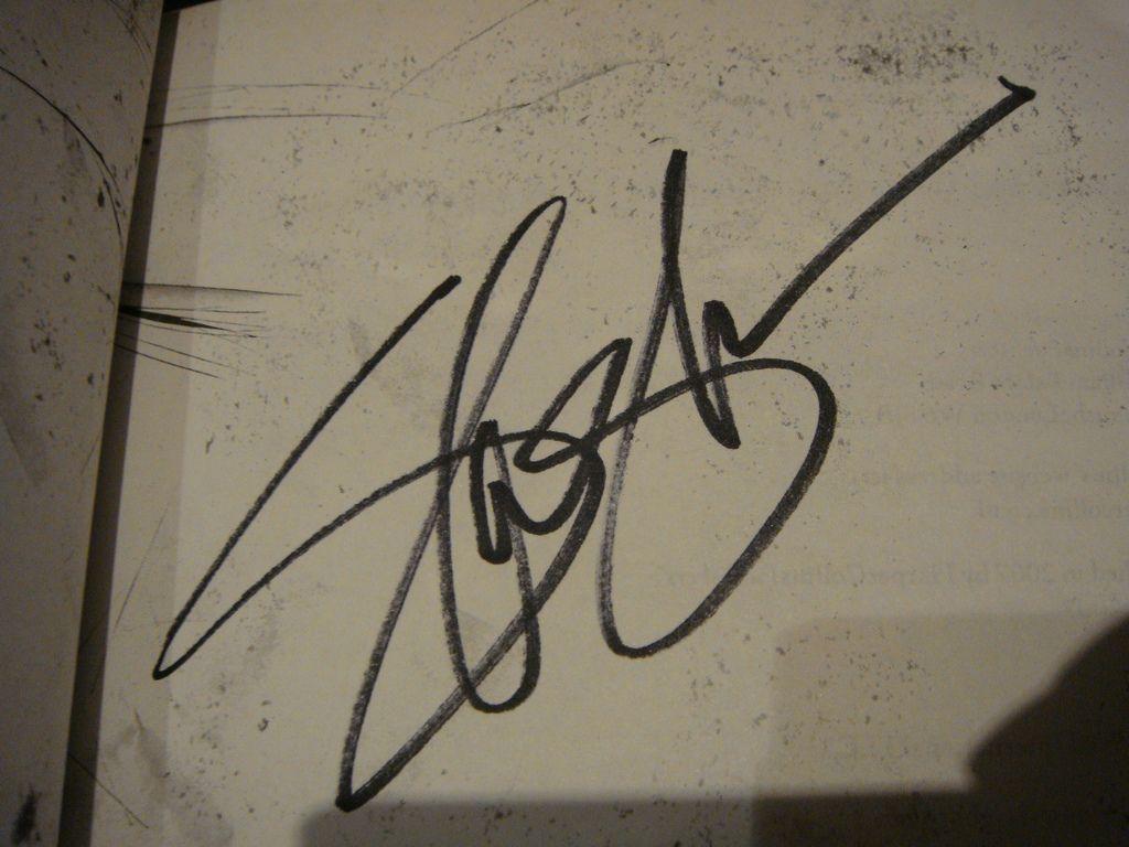Slash Autograph (www.Autograph-Database.com) | Flickr - Photo Sharing!