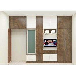 Bedroom Furnitures Consisting Wardrobe TV Unit Loft Dressers With Attached Mirror Comes Together To Make Your Look Complete And Live