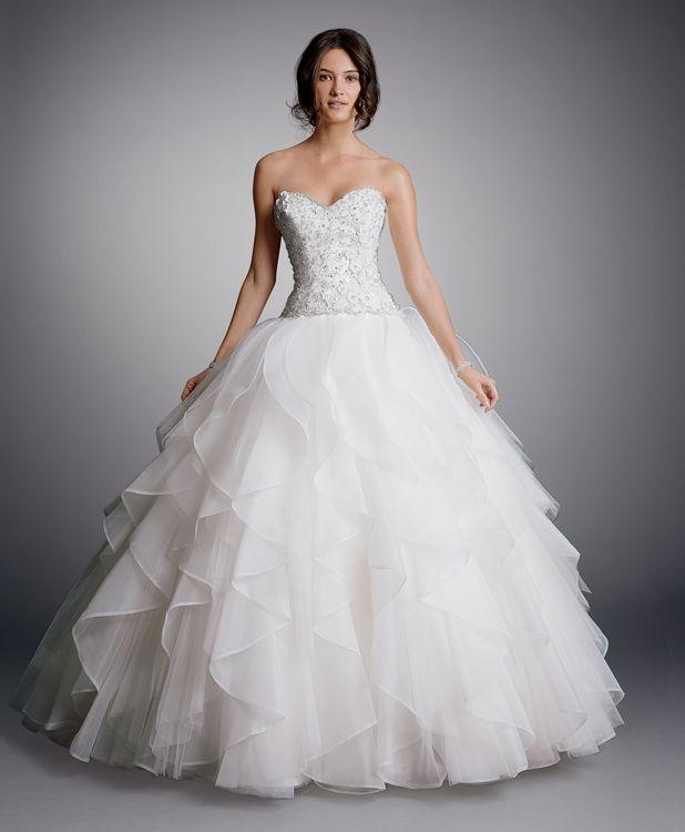 KleinfeldBridal Eve Of Milady Bridal Gown 32863268 Princess Ball