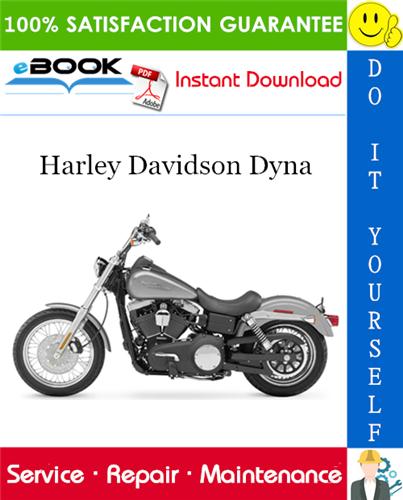 2007 Harley Davidson Fxdc Dyna Super Glide Custom Service Repair Manual Harley Davidson Dyna Harley Davidson Motorcycle Service