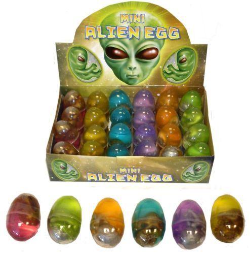 Alien Egg with Baby Alien /& Slime New Sealed