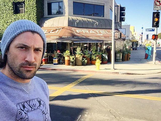 maksimc instagram - Morning routine @fratelli_cafe  #whereeverybodyknowsyourname