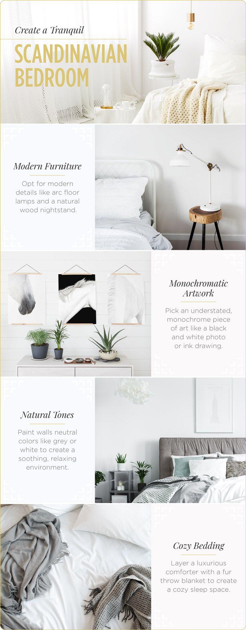 7 Scandinavian Design Principles And How To Use Them Scandinavian Interior Design Bedroom Inspiration Scandinavian Interior Design Styles