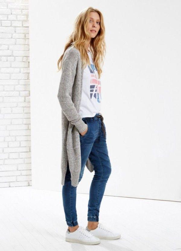 pantalones jeans con zapatillas para chicas buscar con google