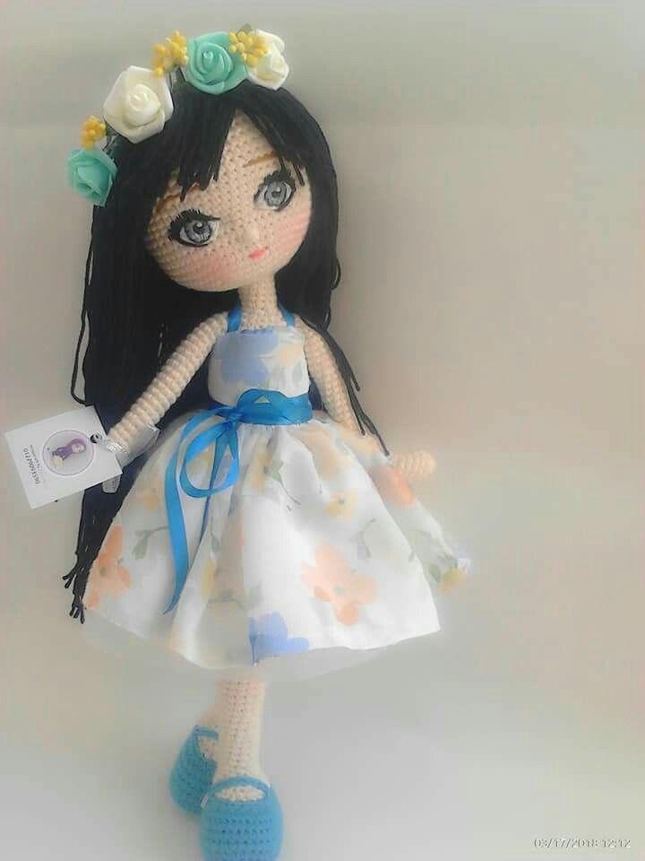 Pin de Marisela Castañeda en muñecas   Pinterest   Muñecas ...
