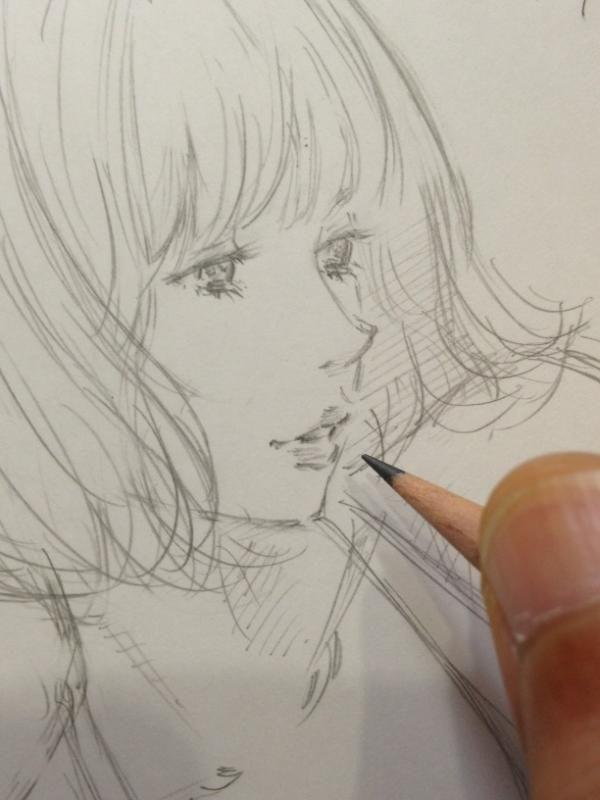窪之内 Eisaku 英策 On In 2020 Sketches Art Sketches Art Drawings