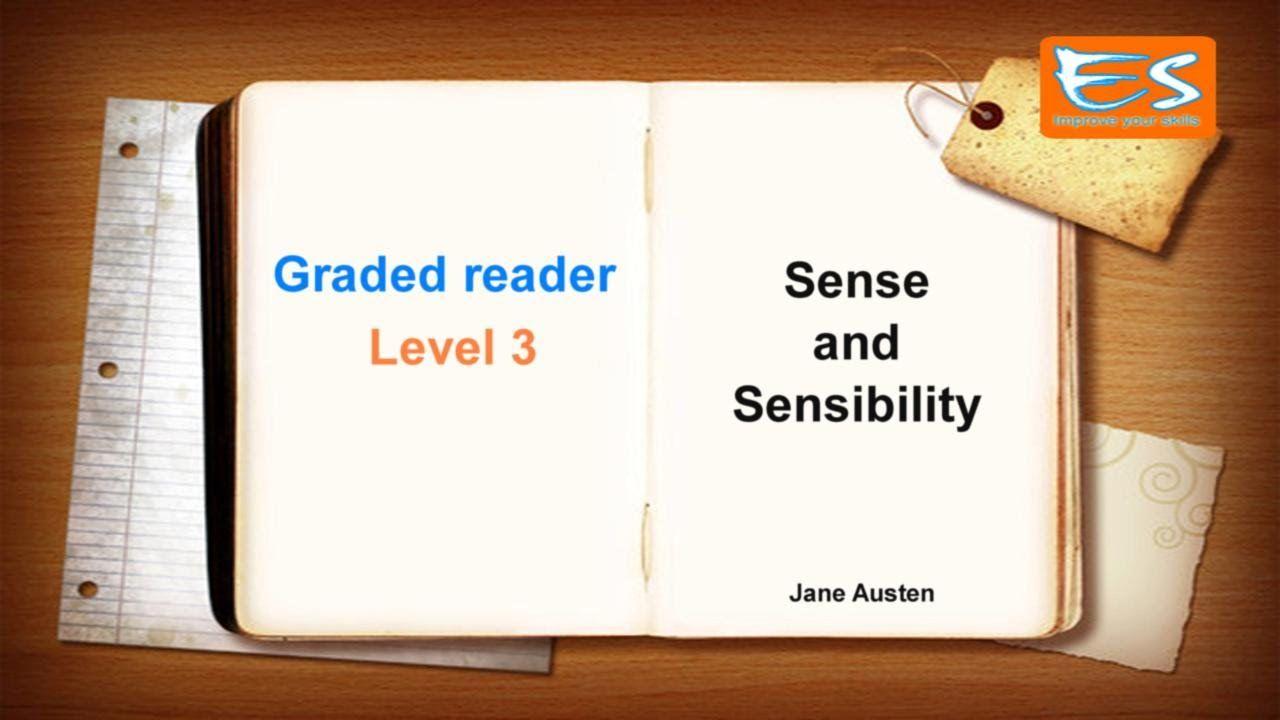 Graded reader level 3 Sense and Sensibility Marianne