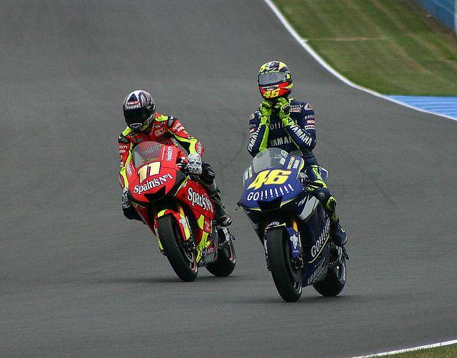 Jeu Yamaha : une rencontre avec Valentino Rossi à gagner