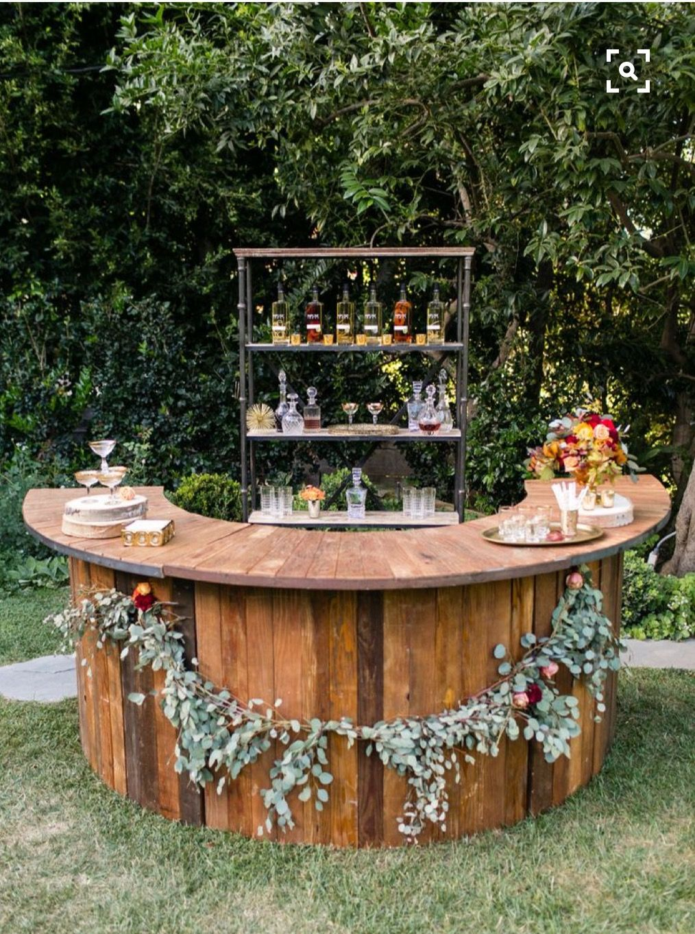 Extra event rental income - a bar that can be stored in the Cope ...