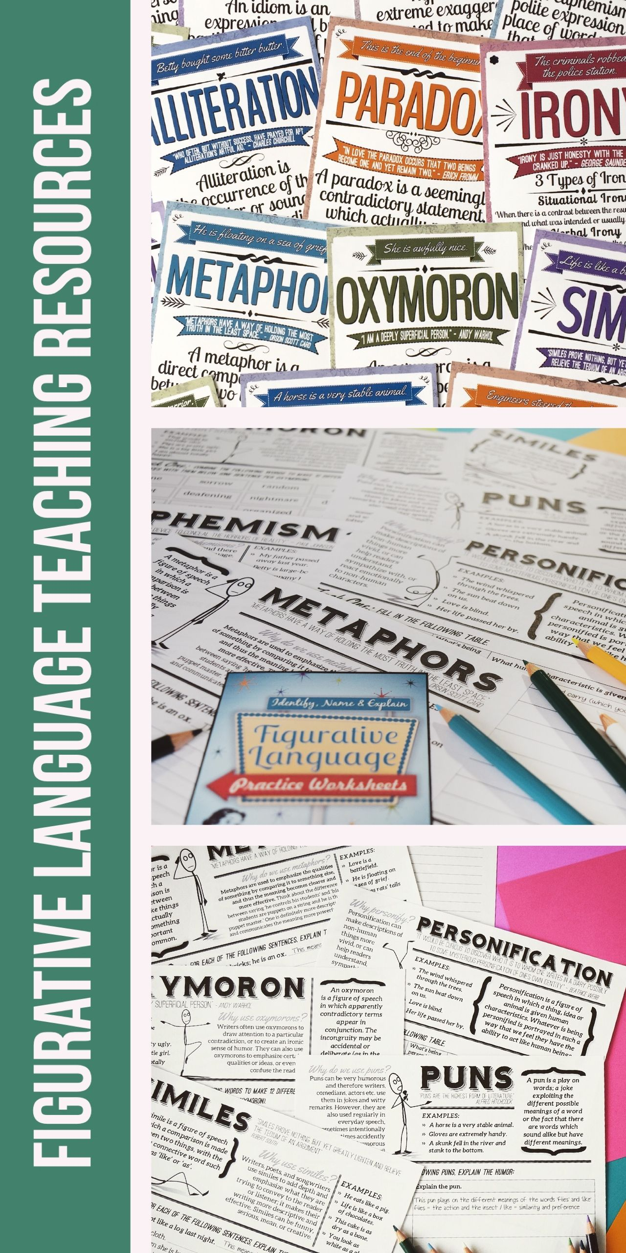 Engaging Worksheets Handouts Task Cards And More For