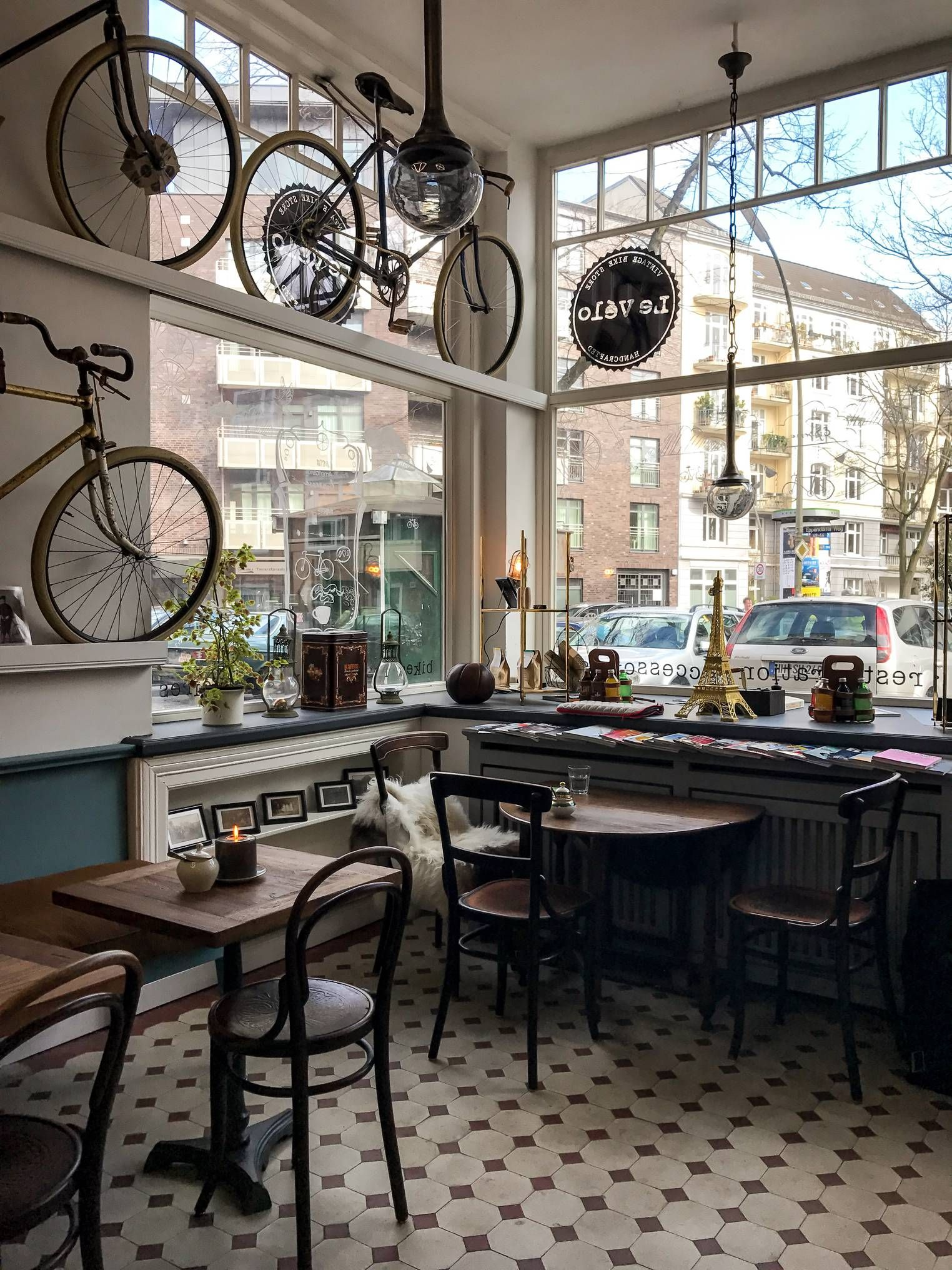 Kaffeetrinken In Hamburg