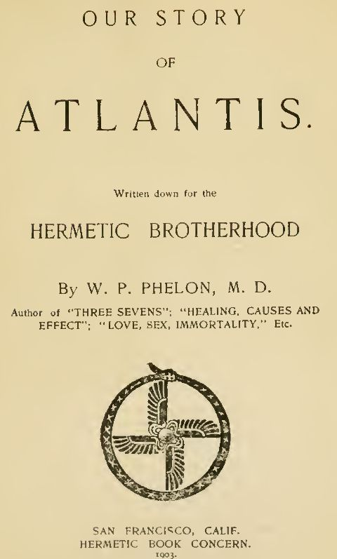 Occult Chicago: Hermetic Brotherhood of Light, the Hermetic