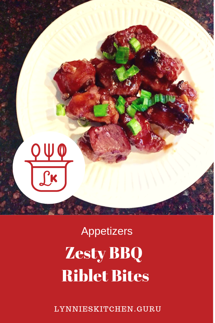 Photo of Zesty BBQ Riblet Bites — Home