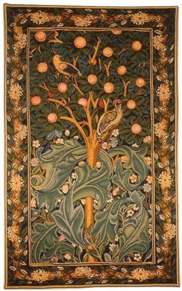Medieval Tapestry Design Trend