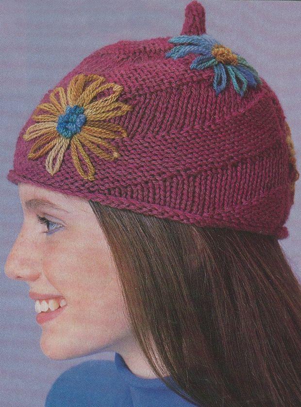 Free: Spiral Knit Hat Pattern | Knitting | Knitting ...
