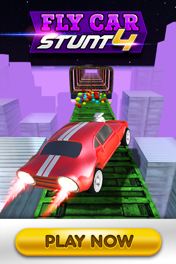 Fly Car Stunt 4 in 2020 Flying car, Stunts, Two player games