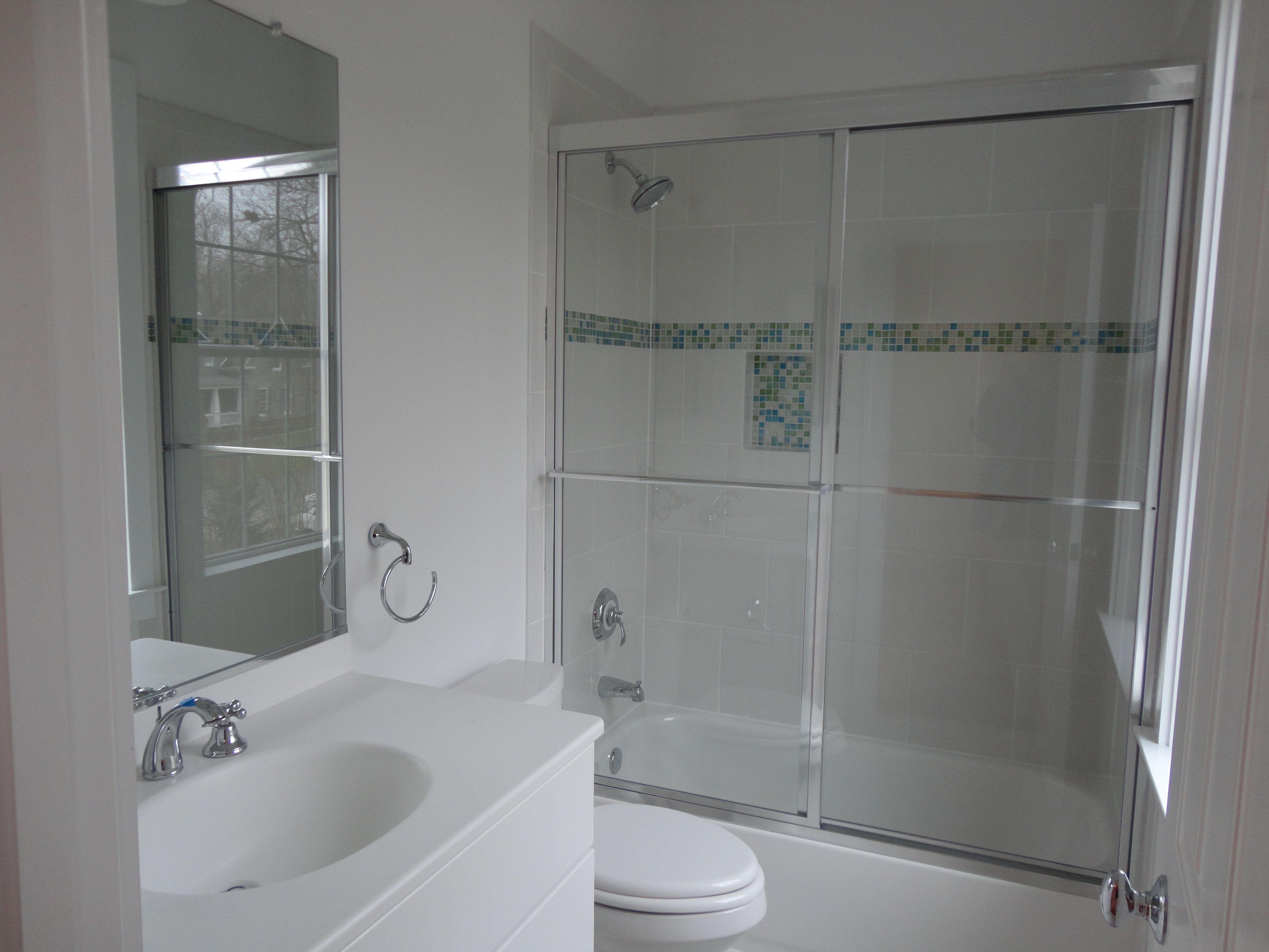 Tub bypass shower door | Standard Shower Doors | Pinterest | Shower ...