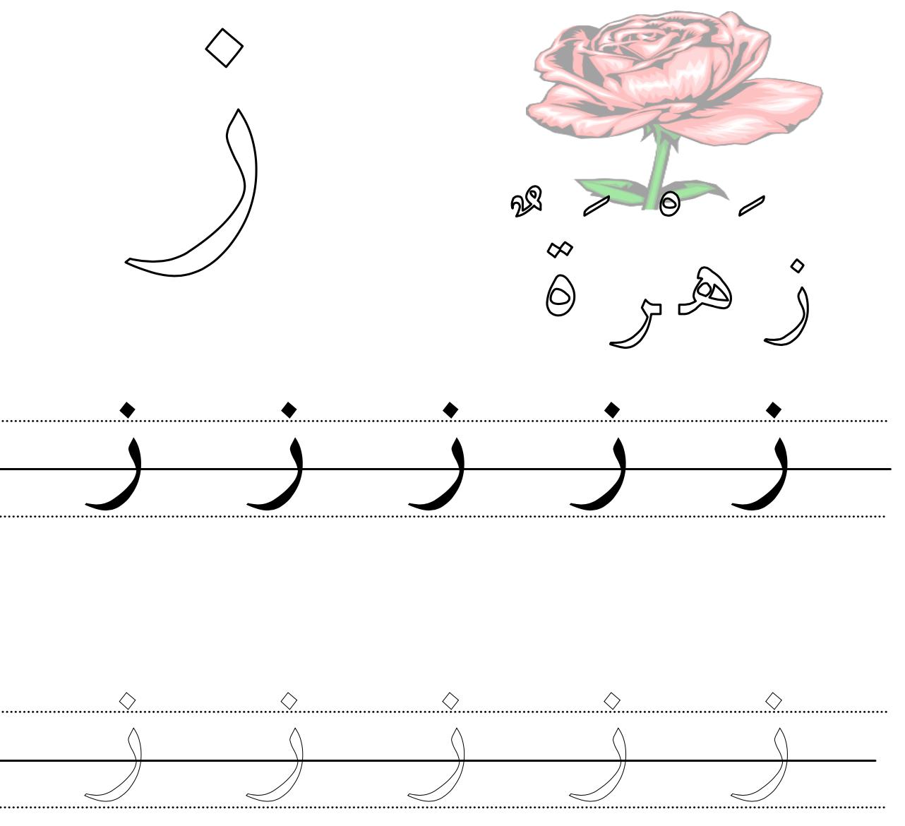 Arabic Teachers Ponnani Work Sheets For Lp Arabic By