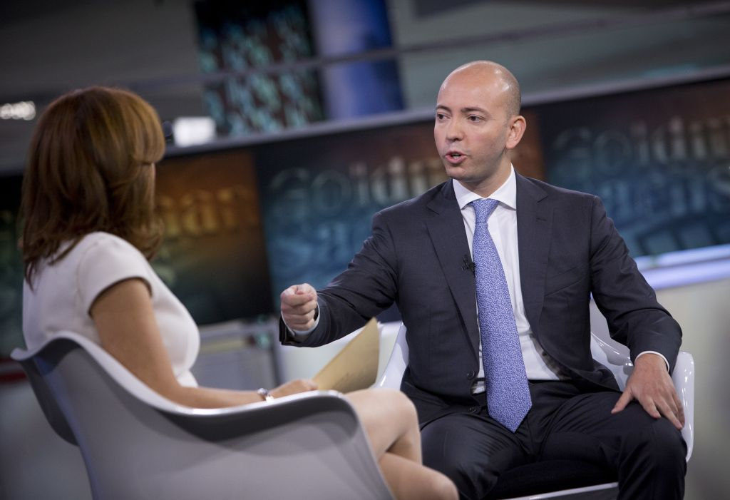 The guy who quit goldman sachs in a nyt oped now wants to