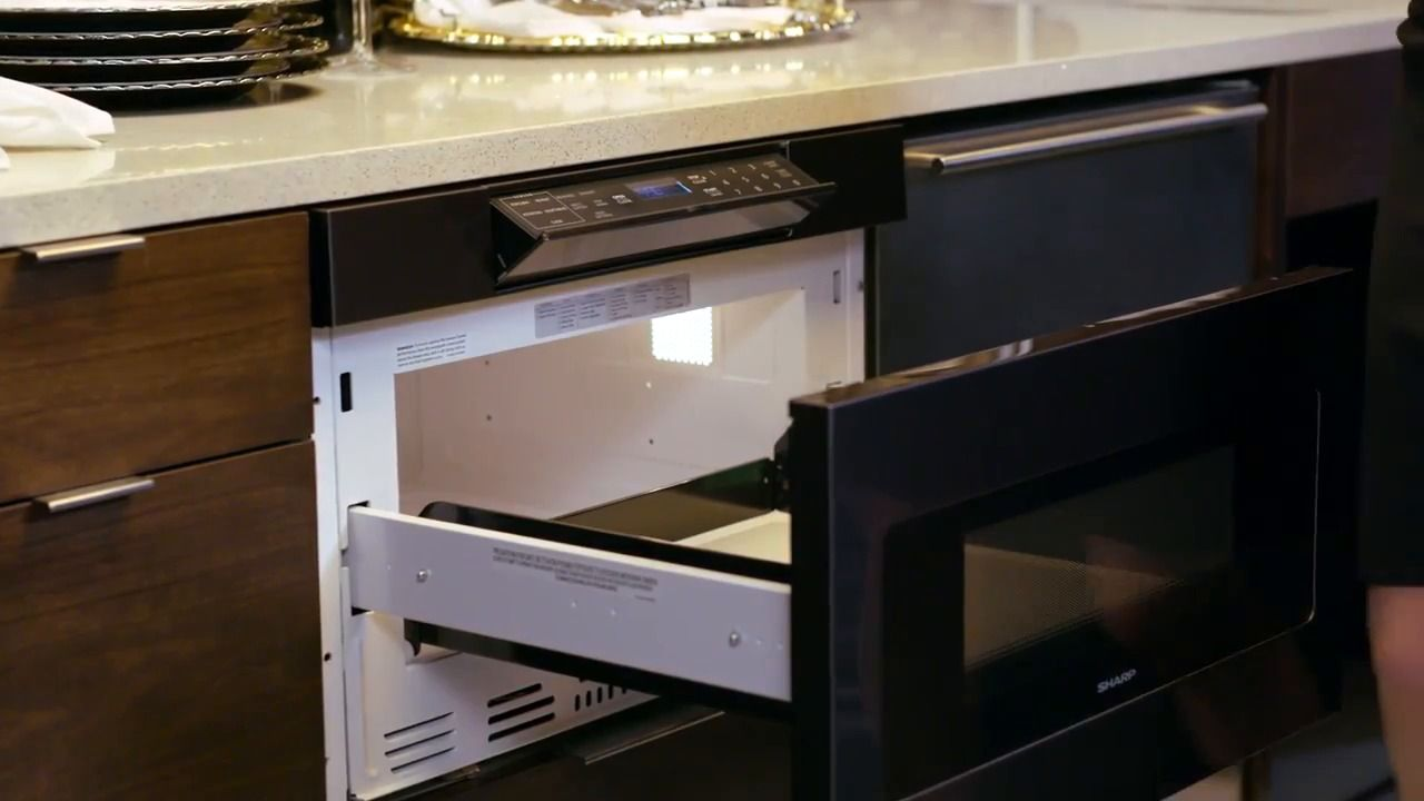 sharp smd2470ah 24 inch microwave
