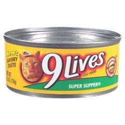 9lives Cat Food Super Supper 22 OZ Pack Of 18 Check This