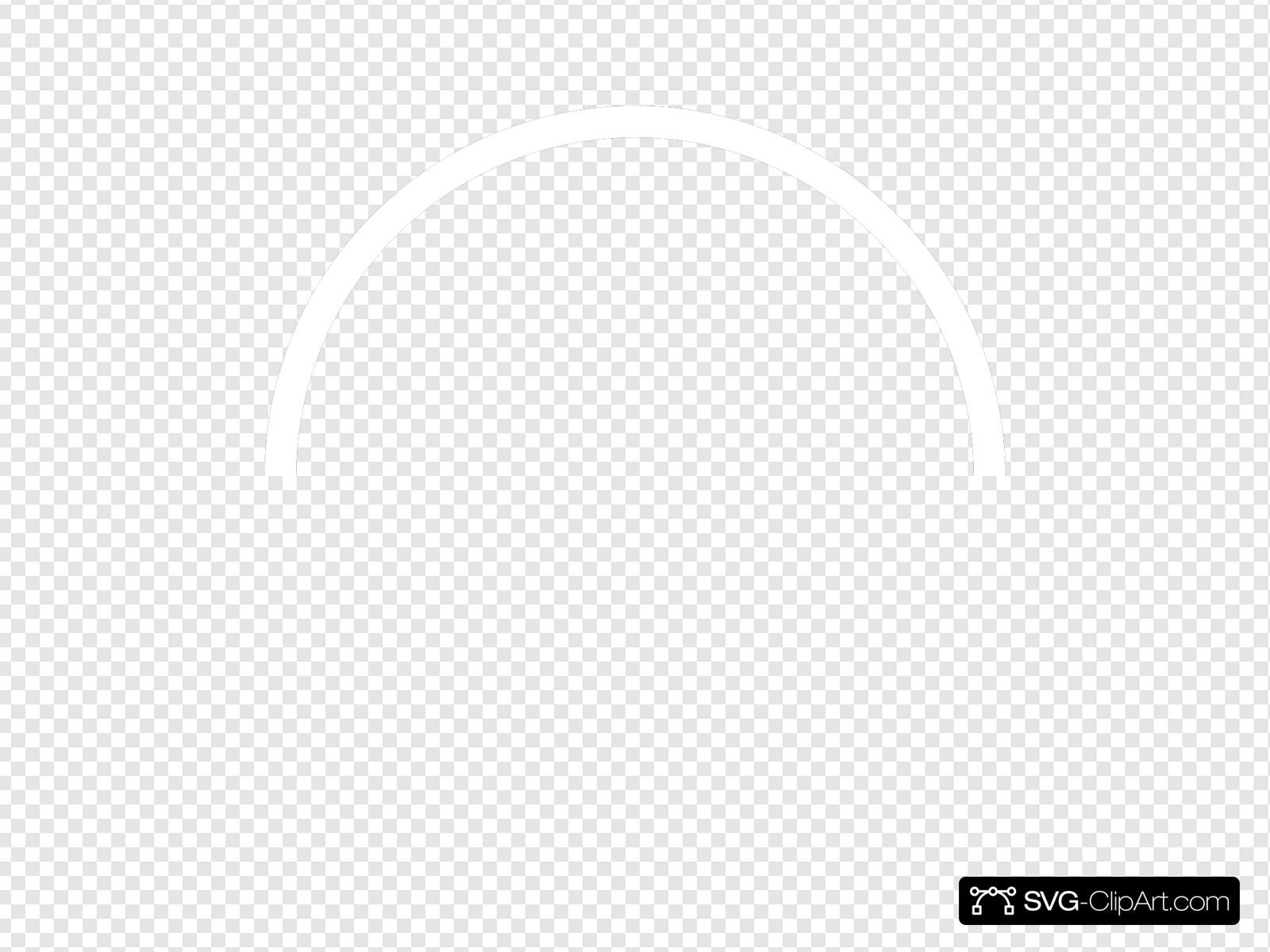 Half Circle Clipart Images In 2021 Circle Clipart Clip Art Circle Infographic