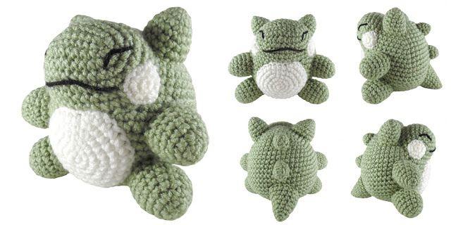 I Crochet Things Free Pattern Friday Pokemon Substitute Doll Amigu