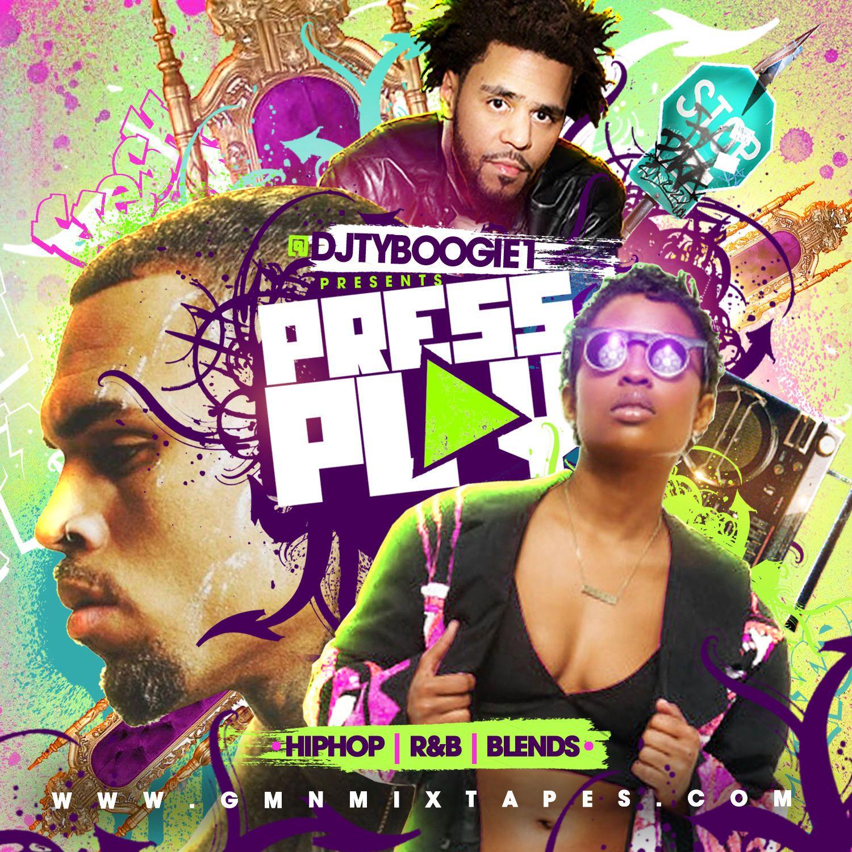 Details about DJ TY BOOGIE - PRESS PLAY (MIX CD) HIP-HOP