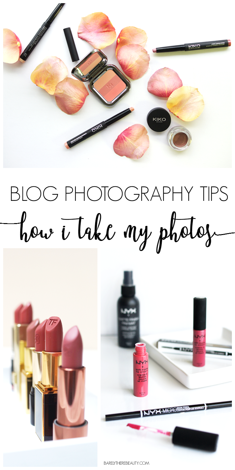 BLOG PHOTOGRAPHY TIPS - some of my favourite tips for flat lays, composition, lighting and depth of field. See how I (try to!) get better photos!